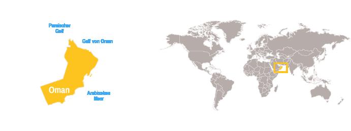 Karte Oman Kostenlos.Oman Open Doors Deutschland E V
