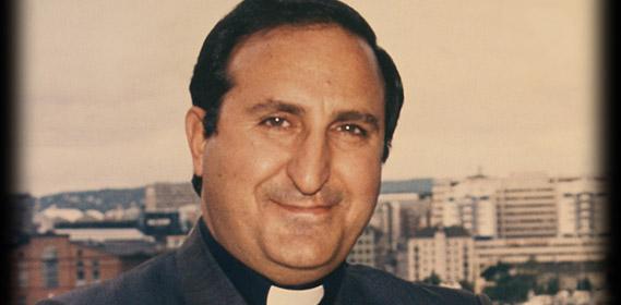 Pastor Haik Hovsepian
