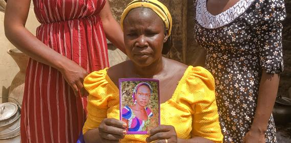 Yana Gala aus Nigeria