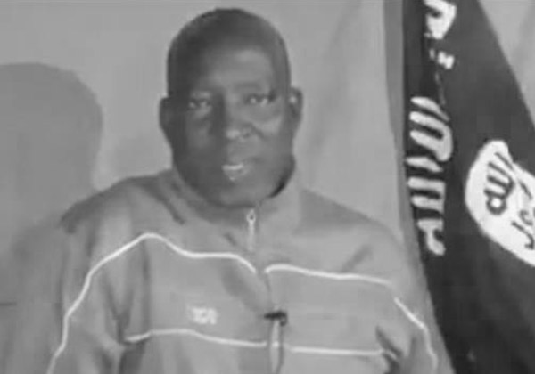 Pastor Lawan Andimi in einem Video Anfang des Monats (Quelle: YouTube Screenshot)