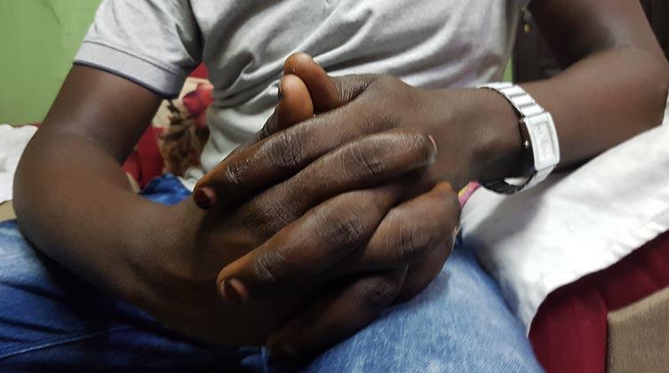 Ein sudanesischer Christ berichtet von seinem Glaubenswechsel und der daraus resultierenden Verfolgung(Aufnahme vom Sommer 2019)