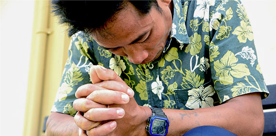 Sop aus dem nördlichen Laos war Buddhist bis er das Evangelium hörte. Danach wurde er zum Nachfolger von Jesus Christus.