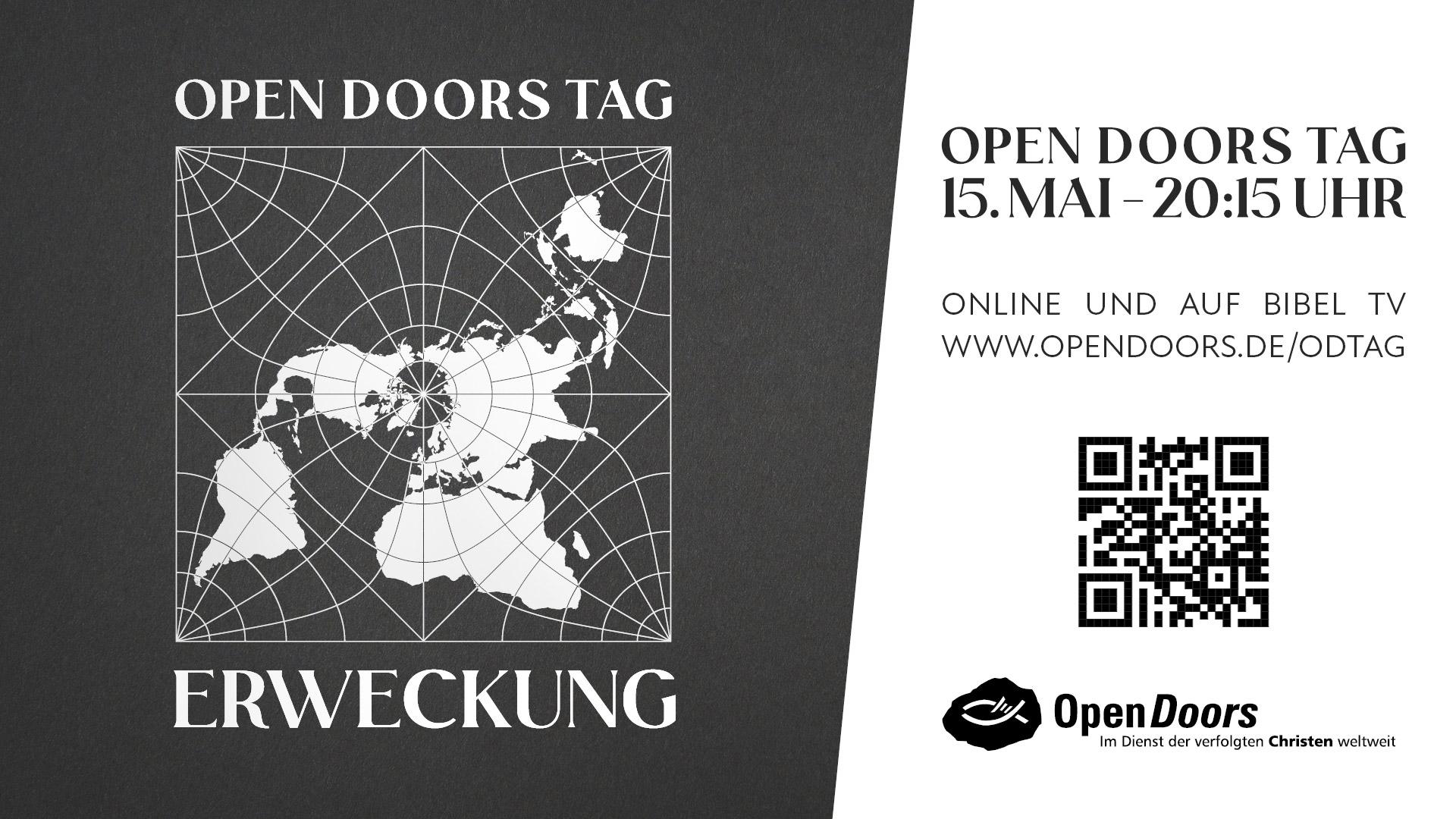 Einladungspaket   Open Doors Deutschland e. V.