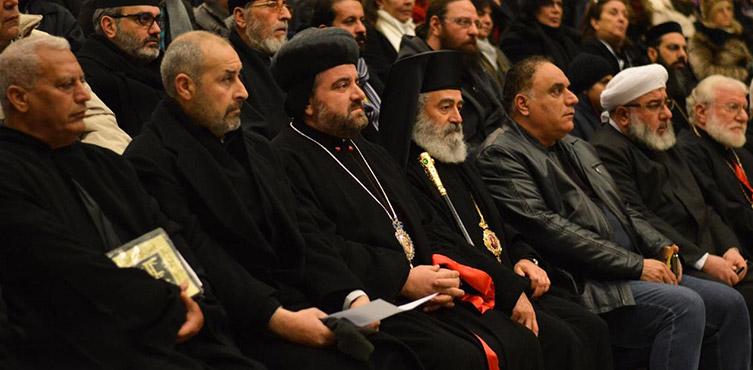 Gebetstag Syrien