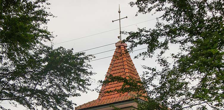 Kirche in Indonesien