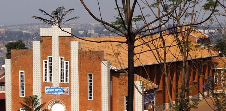 Kirche Saint-Famille in Kigali (Bildquelle: Flickr/Adam Jones/CC)