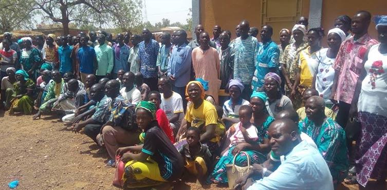 Vertriebene Christen in Kaya