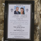 Ermordete Christen in Syrien