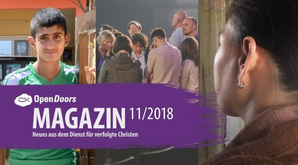 Open Doors Magazin November 2018