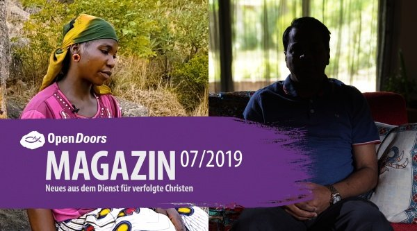 Open Doors Magazin Juli 2019