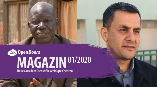 Open Doors Magazin Januar 2020