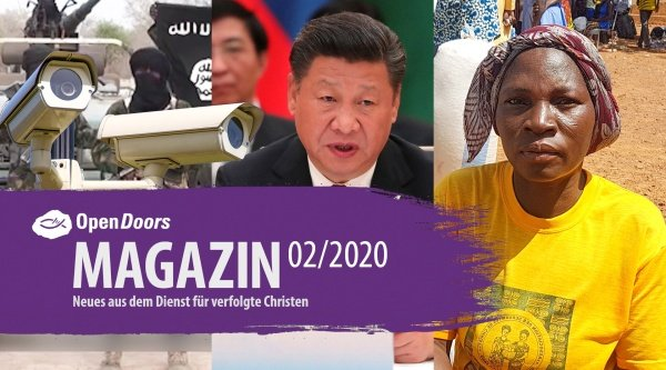 Open Doors Magazin Februar 2020