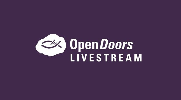 Open Doors Livestream