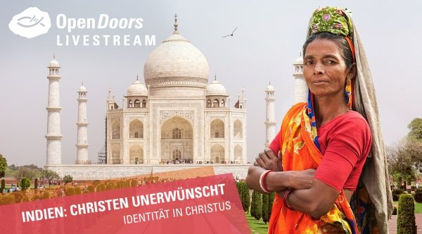 Open Doors Livestream Indien