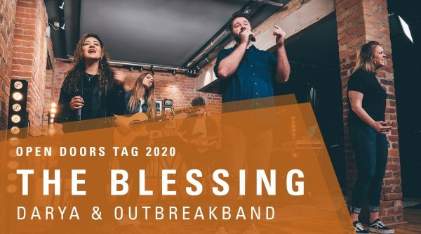 Open Doors Tag - The Blessing