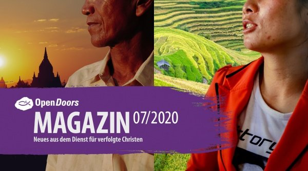 Open Doors Magazin Juli 2020