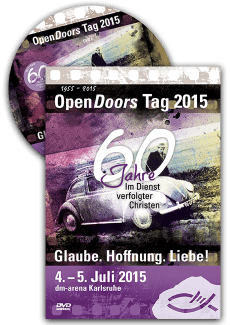 DVD: Open Doors Tag 2015