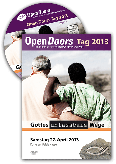 DVD: Open Doors Tag 2013