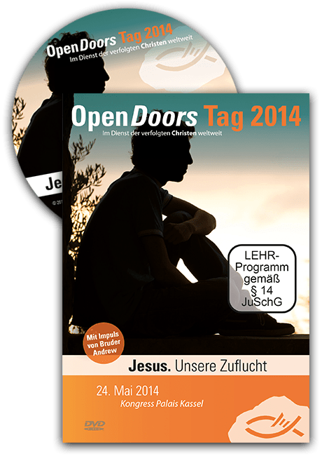 DVD: Open Doors Tag 2014