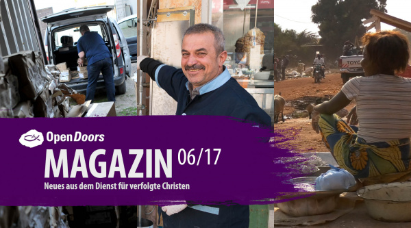 Open Doors Magazin Juni 2017