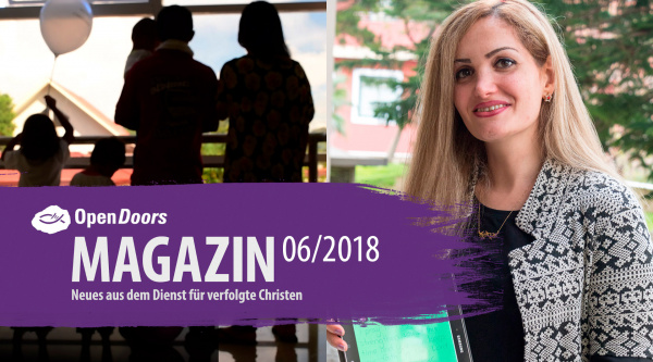 Open Doors Magazin Juni 2018