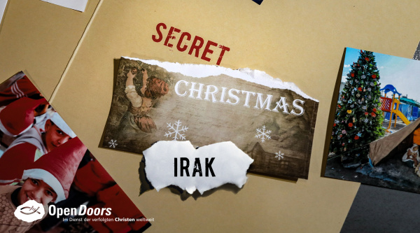 Secret Christmas 2018: Adra aus dem Irak