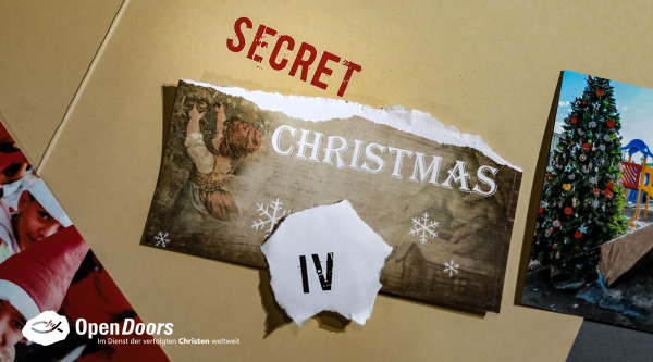 Secret Christmas 2018 – 4. Advent