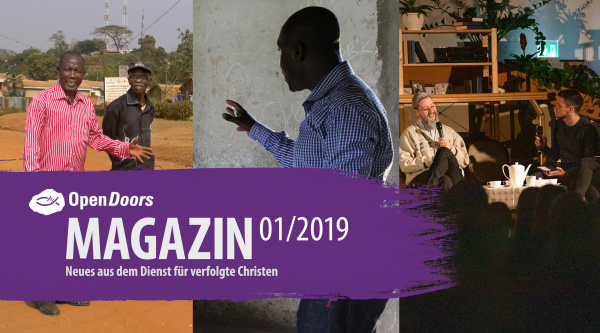 Open Doors Magazin Januar 2019
