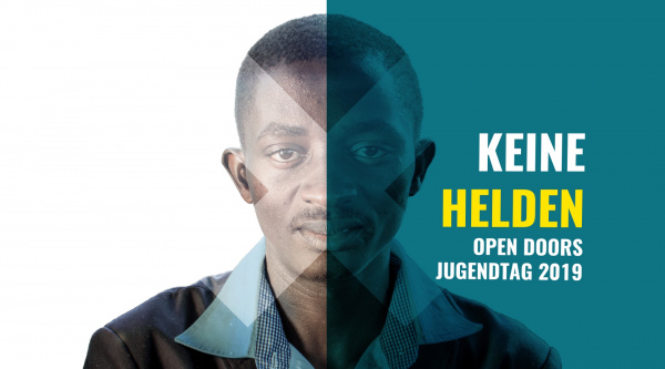 KEINE HELDEN: Open Doors Jugendtag 2019 - Trailer