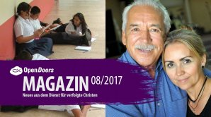 Open Doors Magazin August 2017