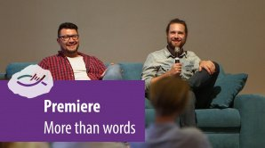 "Premiere ""More than Words"" - Ermutigungsbotschafter mit Marco Michalzik"