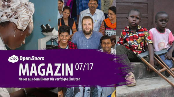 Open Doors Magazin Juli 2017